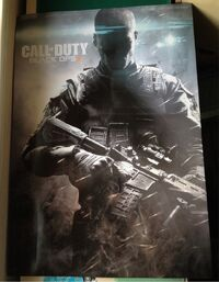 Black Ops II Poster