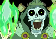 The Lich Close up