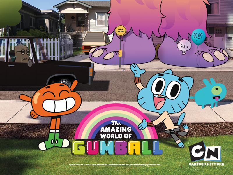 Wallpaper Gumball 800x600 O incrível mundo de Gumball   Episódio 3