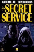 Secret Service Vol 1 1
