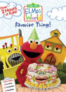 Elmo&#39;s world favote things dvd