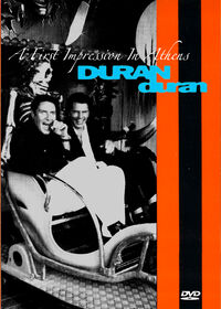 Duran Duran - A First Impression In Athens wikipedia in greece DVD 1