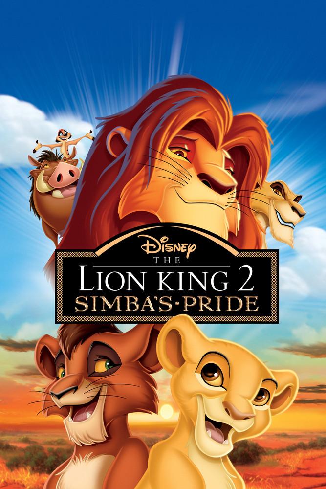 The Lion King II Simba 39 s Pride