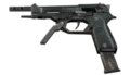 M93 Raffica 3rd person MW2