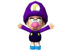 Waluigi 3d