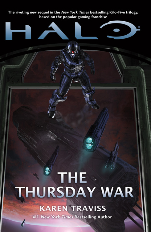 The Thursday War - Karen Traviss
