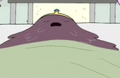S2e25 princess bubblegum injured in hospital bed