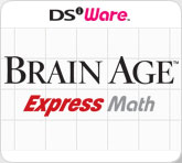 Brain Age Express Math