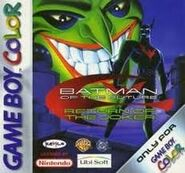 Batman Beyond Return of the Joker (Video Game) 6