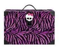 Fangtastic Storage Trunk - Purple &amp; Black