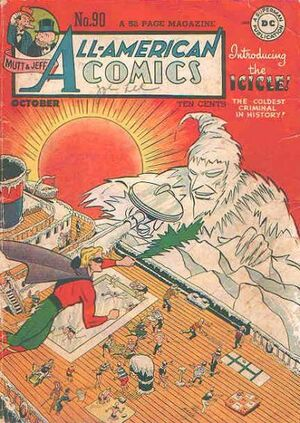 Cover for All-American Comics #90