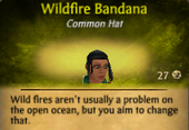 Wildfire Bandana Femal