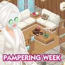 Sims Social - Promo Picture - Pampering Week
