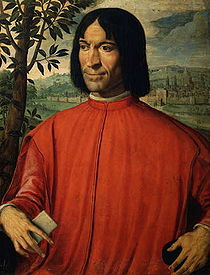 Lorenzo de&#39; Medici-ritratto