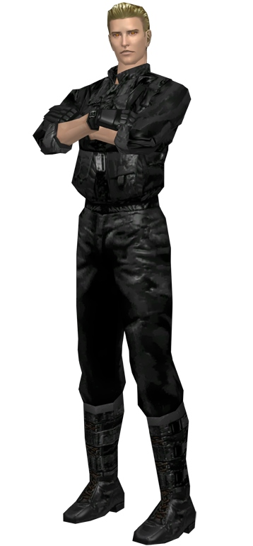 Albert Wesker  Resident Evil Wiki