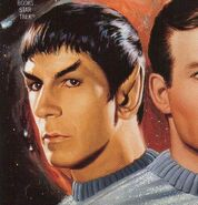 Spock, cadet