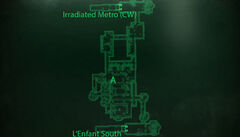 Metro Irradiated Metro
