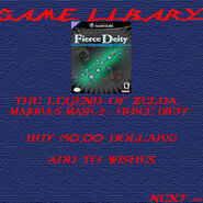 Game libary - tlozmm2