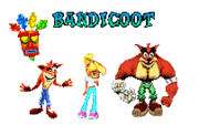 Bandicoot team
