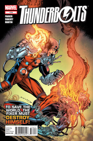 Thunderbolts Vol 1 174