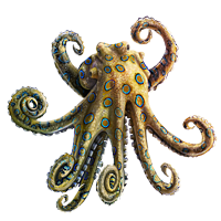 Huge item blueringedoctopus 01