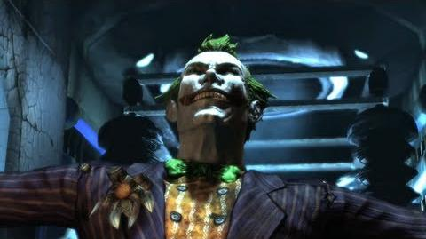 "Batman Arkham Asylum ""Breakout"" Trailer"