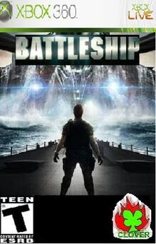 Battleship new cover