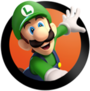 MHWii Luigi icon.