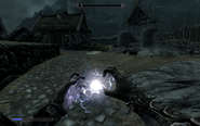 Lightning Bolt (first person charging)