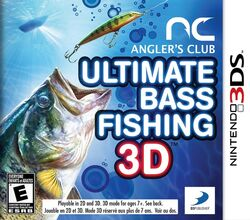 Angler's Club Ultimate Bass Fishing 3D (NA)