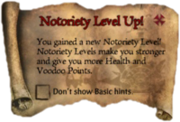 Scroll NotorietyLevelUp