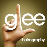 Glee ep - hairography