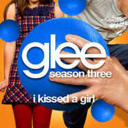 Glee ep - kissed a girl