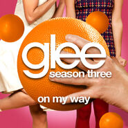Glee ep - on my way