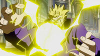 Laxus&#39;s Unnamed Attack3