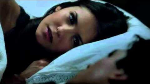 Damon and Elena 3x19 BED AND KISS SCENE COMPLETE