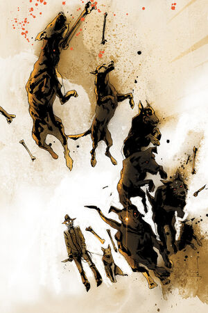 Cover for Scalped #58