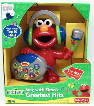 Sing with elmo&#39;s greatest hits 1