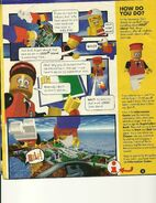 LEGO Island Manual Page 2