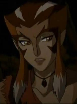 Thundercats Names on First Appearance The Pit Voiced By Pamela Adlon Statistics Name Pumyra