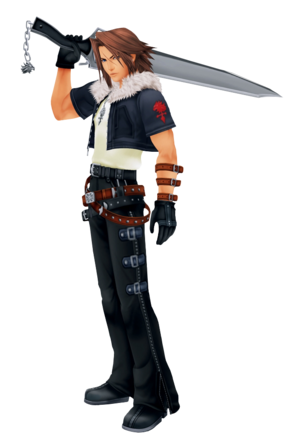 Leon (Squall) - KHII