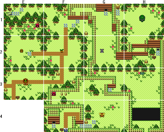 ForestZoneMap