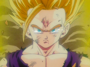 Gohan Super Saiyan 2
