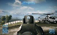 BF3 G53 Iron Sight