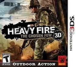 Heavy Fire Afghanistan - The Chosen Few 3D (NA)
