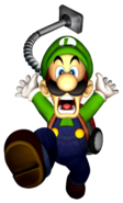 Luigi Artwork - Luigi's Mansion