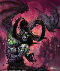 Illidan 017 by Glowei