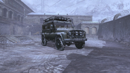 UAZ-469 Outpost MW3