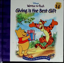 Lessons from the Hundred-Acre Wood - Giving is the Best Gift