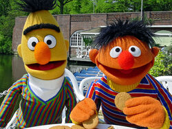 Ernie&amp;Bert-Kekse